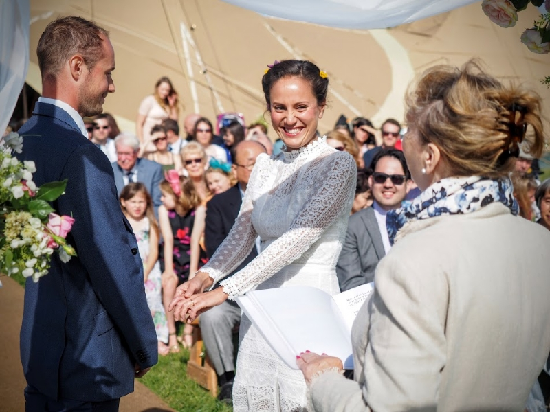 Can Anyone Be An Officiant?