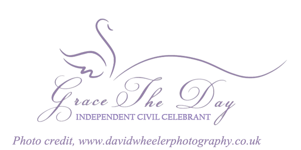 Diana wedding celebrant logo